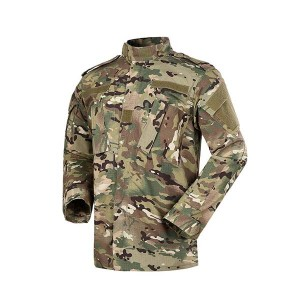 Multicam camo tub rog tactical uniform