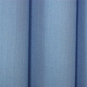 Polyester cotton poplin gend shirting fabric