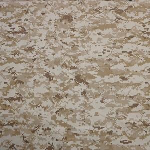 Manufacturer Yemen desert camouflage fabric