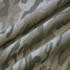 Cotton canvas fabric for casual wear