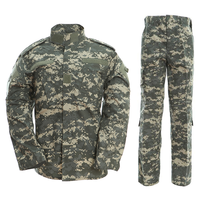 Grey ACU military tactical uniform Featured Image