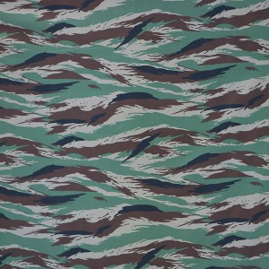 Polyester viscose military cloth for Russia