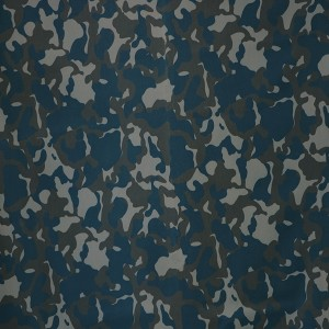 Cloth material waterproof printing camouflage fabric