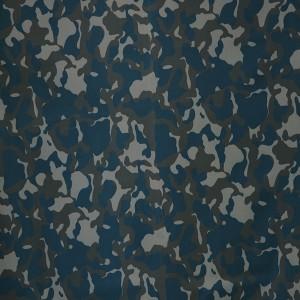 Dark blue military fabric for Uzbekistan