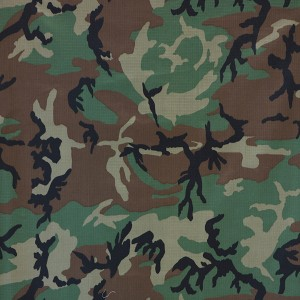 Army camouflag for woodland camouflage fabric