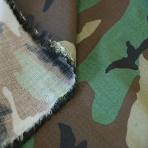 Ripstop military fabric for Azerbaijan