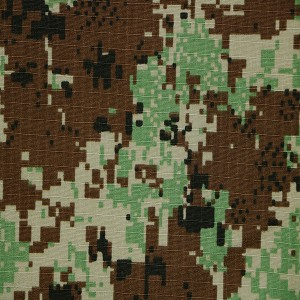Wholesale Cheap digital printing camouflage fabric