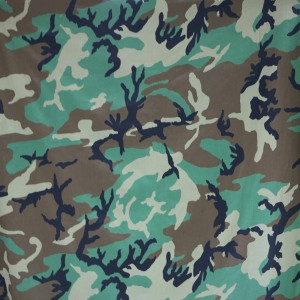 Factory hunting forest camouflage fabric