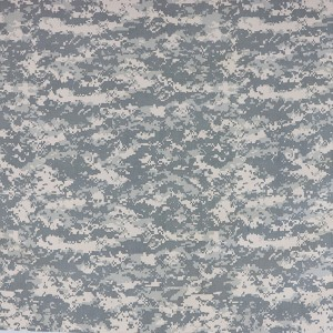 Nylon cotton blend military digital camouflage fabric for uniform