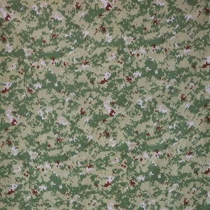 Wholesale cheap polyester cotton fabric camouflage fabric