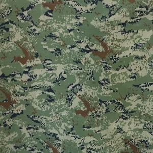 Anti-ir military fabric for Croatia
