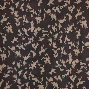 China factory printing fabric camouflage fabric