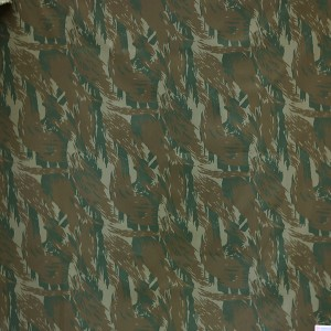 China supplier fabric printing for cheap camouflage fabric