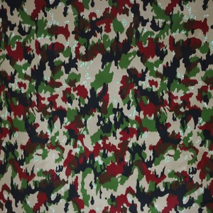 100% cotton twill camouflage clothing