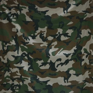 Sri Lanka cotton printing camouflage fabric