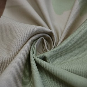 Desert military fabric for US army