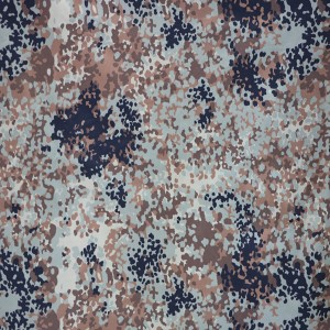 Wholesale cotton printed multicam camouflage fabric