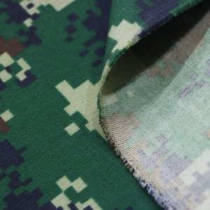Supply armed force uniform material
