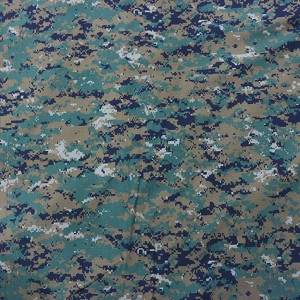 Manufacturers forest camouflage fabric