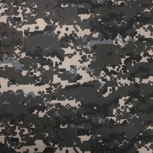 China camo fabric factory for twill fabric