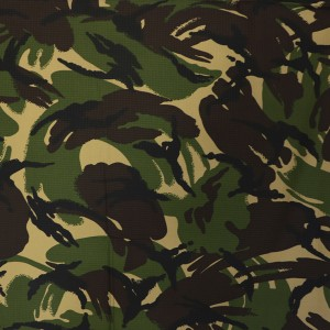 China army ripstop fabric for CVC fabric