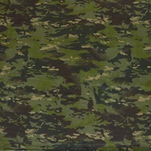 Multicam tropic fabric