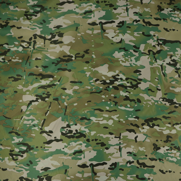 100%Polyester Waterproof Multicam Fabric Featured Image