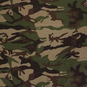 Morocco Military fabric