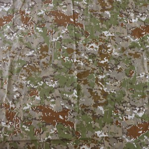 New nylon cotton military Fabric For Peru