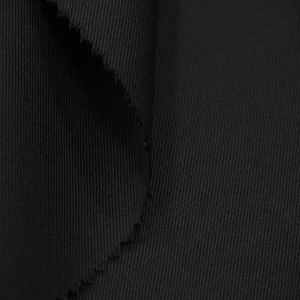 Woolen fabric for police officer trousers