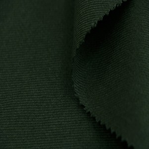 Supply Army Green Fabrics Factory for wool fabric
