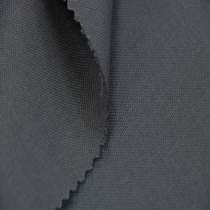 Police uniform for wool worsted fabric
