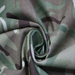 British army MTP Multi-terrain camouflage fabric