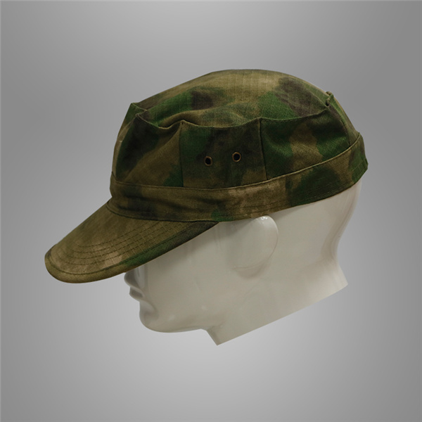 Military camouflage cap Featured Image