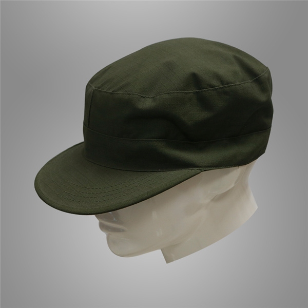 olive green army soldier cap Featured Image