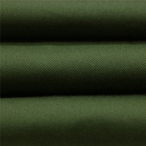 Olive green Police uniform fabric