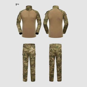 Military frog tactical uniforms