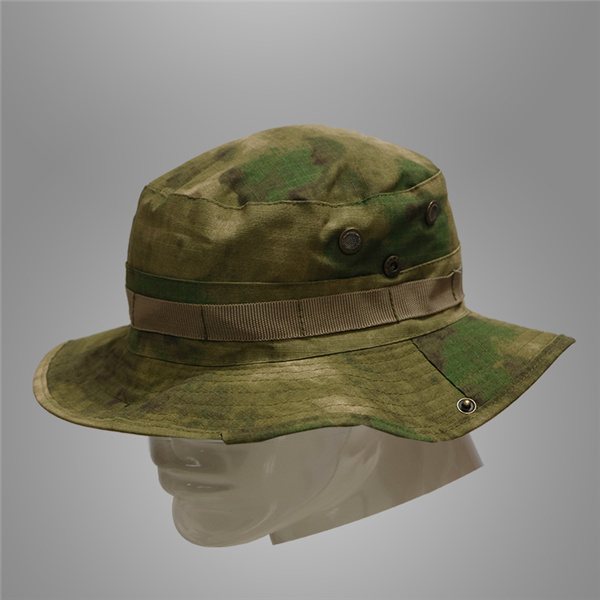 Miltary camo Ripstop bonnie hat Featured Image
