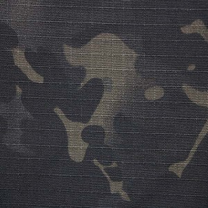 Multicam Black fabric
